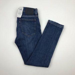 Levi's Made & Crafted Cigarette Slim Jeans Big E